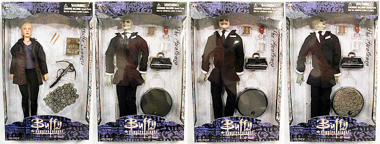12inch Buffy/Gentlemen 4-Pack