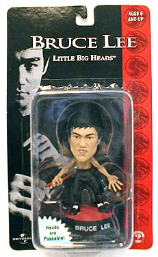 Bruce Lee Little Big Heads