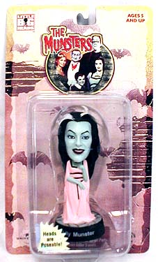 Lily Munster Little Big Head