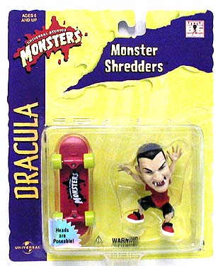Dracula Monster Shredder