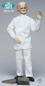 Outer Limits: Gwylm 12-inch Figure