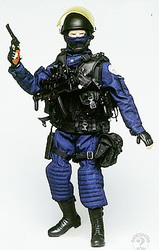 12in. GIGN Figure