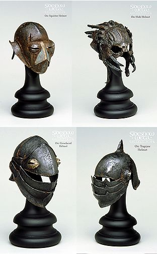 LOTR Mini-Helmets (Series 1)