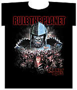 Rule The Planet T-Shirt