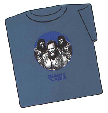 T-Shirt, Planet of Apes, Blue