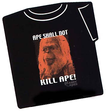 T-Shirt, Shall Not Kill