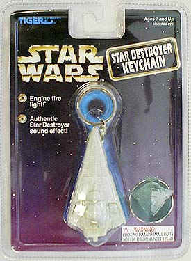 Star Destroyer Keychain