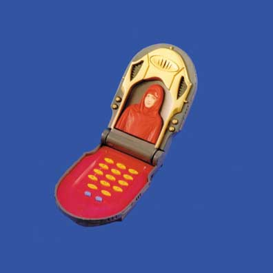 Queen Amidala Flip Phone