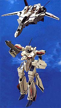 Macross: YF-19 Alpha One
