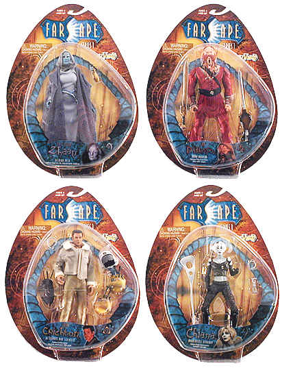 Farscape (Series 1) 4-Pack
