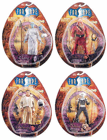Farscape (Series 1) SE 4-Pack