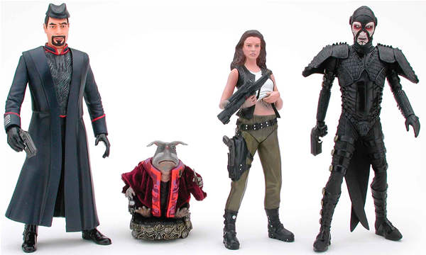 Farscape (Series 2) 4-Pack
