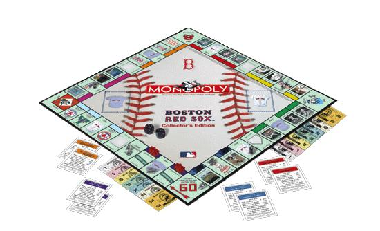Boston Red Sox Monopoly