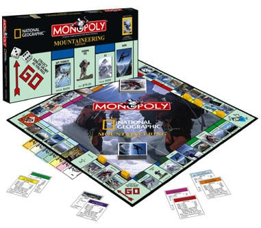 Mountaineering Monopoly