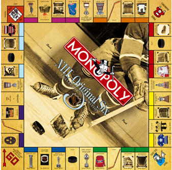 NHL Original 6 Monopoly