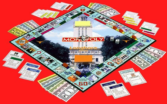 Univ. of Texas Monopoly