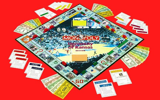 Univ. of Kansas Monopoly