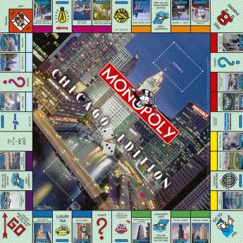 Chicago Monopoly