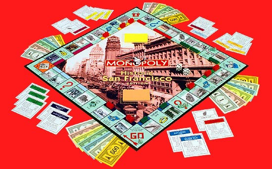 San Francisco Monopoly