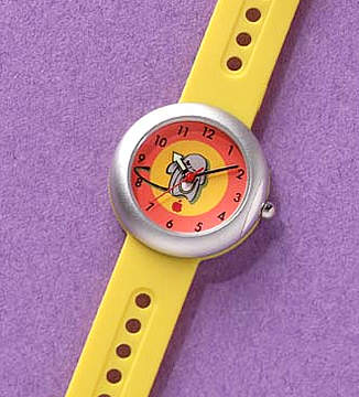 AppleWatch: MacMouse Yellow