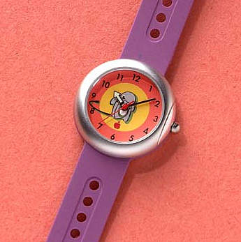 AppleWatch: MacMouse Purple