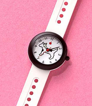 AppleWatch: WatchDog White
