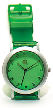Apple iWatch: Lime