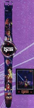Return of the Jedi Watch
