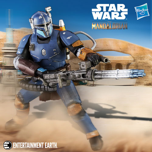 Star Wars The Black Series Heavy Infantry Mandalorian 6 inch Action Figure Exclusive