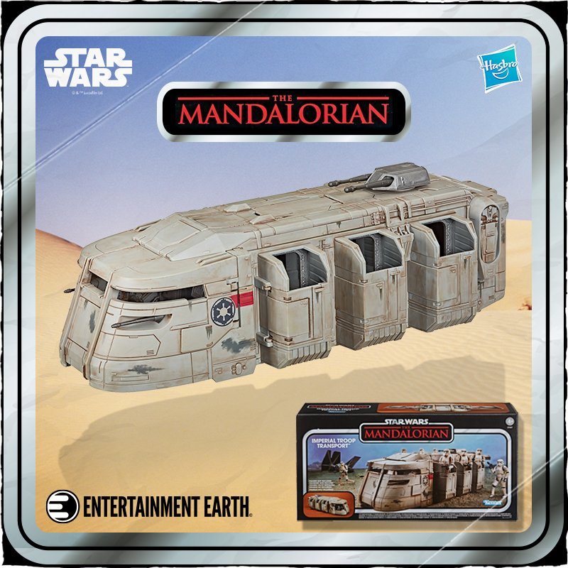 Star Wars The Mandalorian Stormtrooper Transport