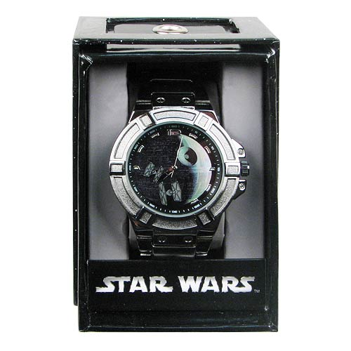 The Full Power of the Galactic Empire on Your Wrist!