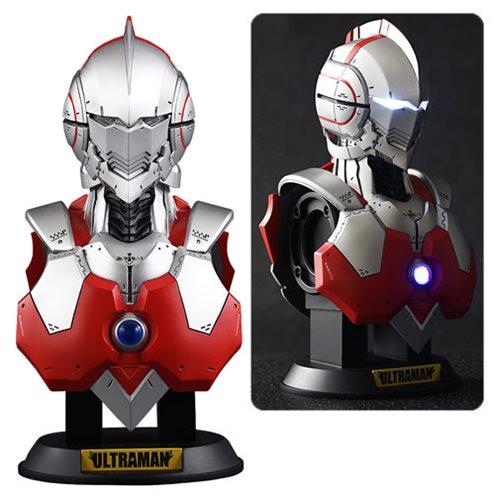 New Ultraman Bust Lights Up Your Collection