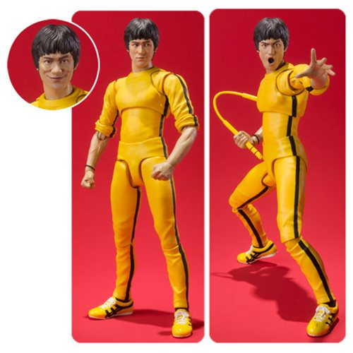 Bruce Lee Plays the Game of Death