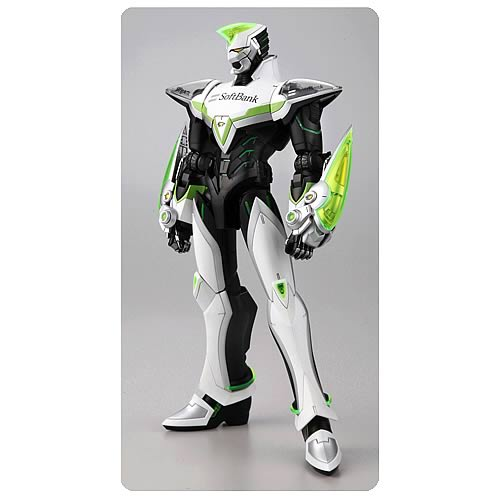 Anime Daily Deal - Tiger & Bunny Figures