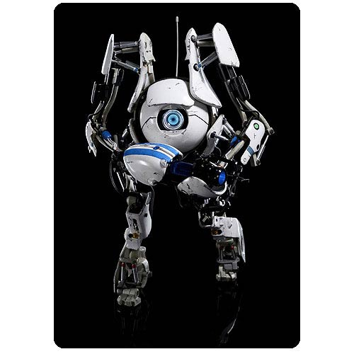 Portal 2 Light-Up 1:6 Scale Figures Are 25% Off Today!