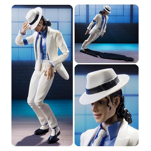 New Michael Jackson Action Figure