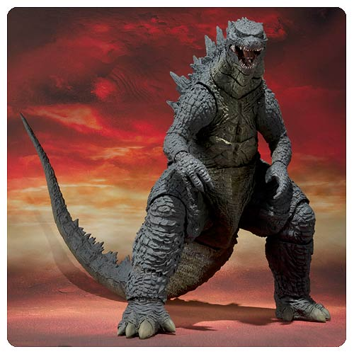 New Godzilla Super-Articulated MonsterArts
