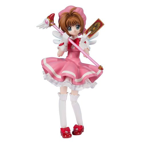 Daily Deal - 78% Off Anime Cardcaptor Sakura Figure!