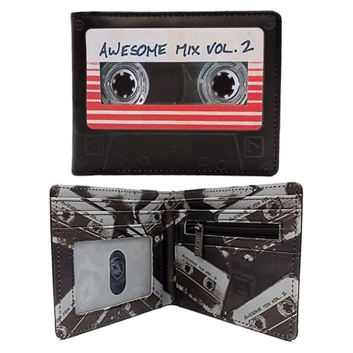 Guardians of the Galaxy Awesome Wallet