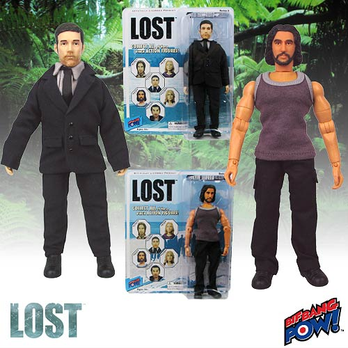 Final Daily Deal of 2013 - Up To 57% Off Lost Figures!