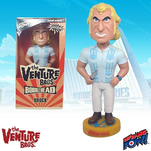 Venture Bros. Bobble Heads Discounted!