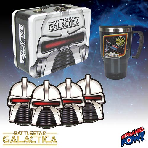 Battlestar Galactica Is Retro Fun!