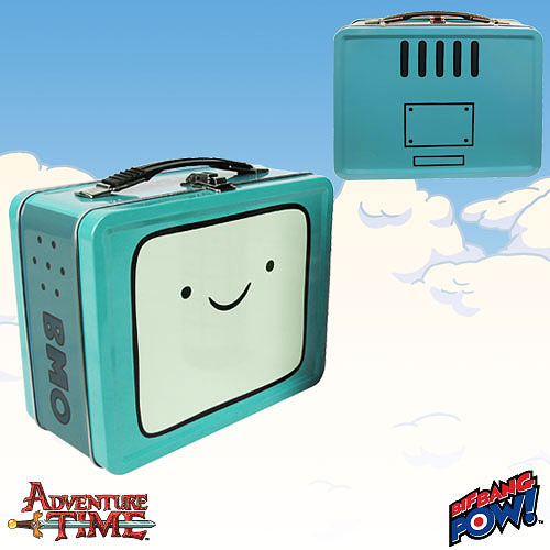 Adventure Time BMO Tin Tote