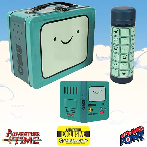 Box of BMO at SDCC - Adventure Time Exclusive
