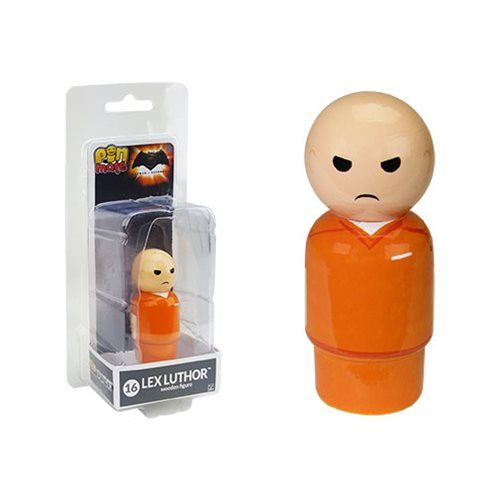 Movie-Inspired LEX LUTHOR(TM) Now in Stock