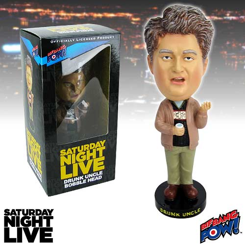 Drunk Uncle Bobble Head Coming to Comic-Con