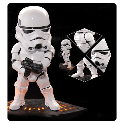 Star Wars Stormtrooper Egg Attack Statue