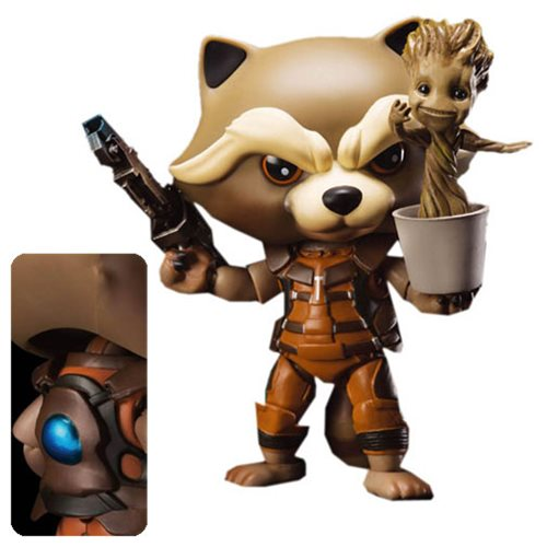 Rocket Raccoon and Dancing Groot, Keeping the Galaxy Safe