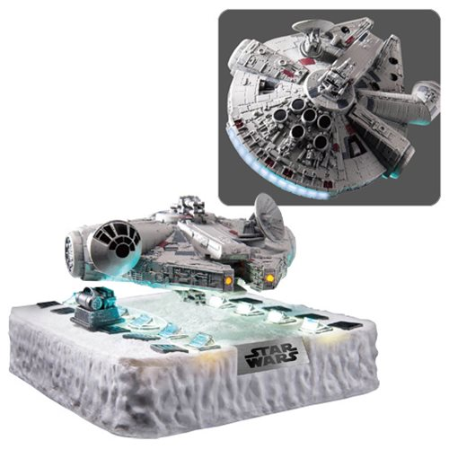Star Wars Millennium Falcon Floating Version Vehicle