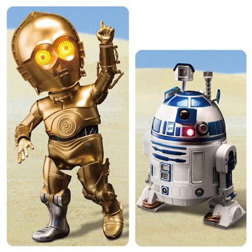 These Are the Droids You're Looking For!